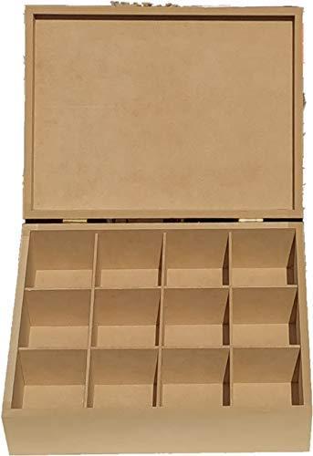 caja te madera de la marca Artesanías Ramírez