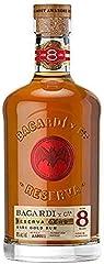 Bacardi Ron Gran Reserva 8 años - 700 ml
