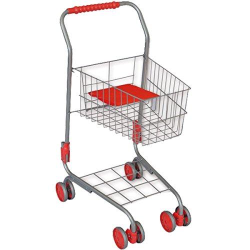 Tanner 10220 - Einkaufswagen leer aus Metall/Kunststoff