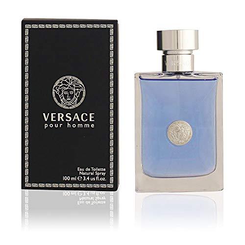 Versace Pour Homme Eau de Toilette Vapo 100 ml