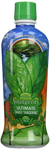 Youngevity Essential 90 Ultimate Tangy Tangerine, 32oz
