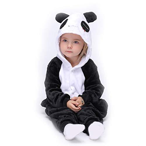 WXDC Kinder-Pyjama Einhorn für Kinder, Tier-Cartoon-Decke, Schlafanzug, Baby-Kostüm, Jungen und Mädchen