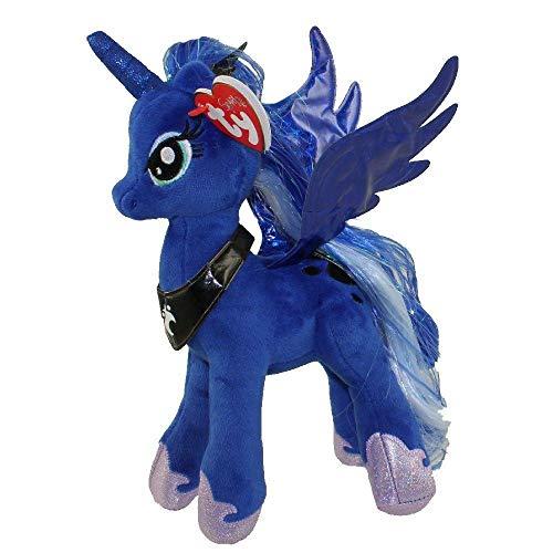 Ty Beanie Babie My Little Pony Princess Luna 8'
