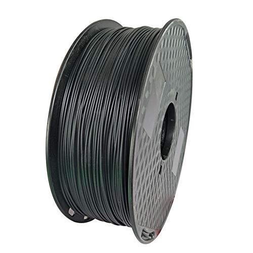 PLA Conductive Filament 1.75mm, 3D Printer Filament 1kg, Resistivity 10⁻⁴