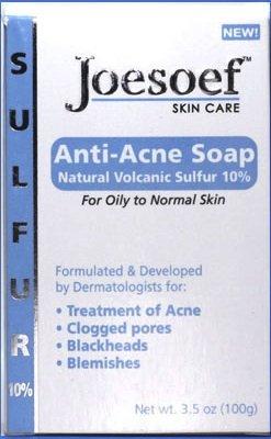 Sulfur Soap Medical Grade