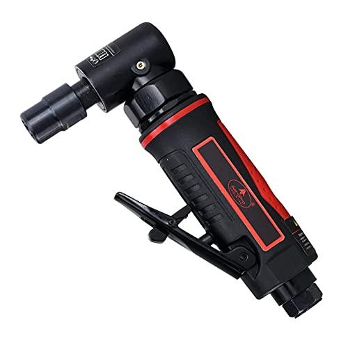 에어로프로 도구 1 | 4 인치 각도 권총 그립 공기 각도 다이 그라인더 AP17315 1 | 4 수집 20000 RPM