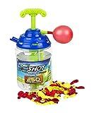 X-Shot–Bunch oder Balloons Eimer 250Luftballons & Adapter Wasserpumpe (COLORBABY 42721)