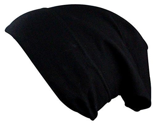 Alex Flittner Designs Bonnet Jersey noir