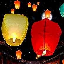 Best high quality sky lanterns Reviews