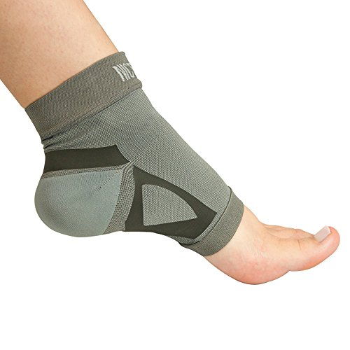 Nice Stretch Plantar Fasciitis Sleeve – Help with Plantar Fasciitis, Heel Pain and Achilles Tendonitis Large/X-Large