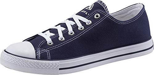 Firefly Herren Low III Sneaker, Royal Blue/White, 43 EU