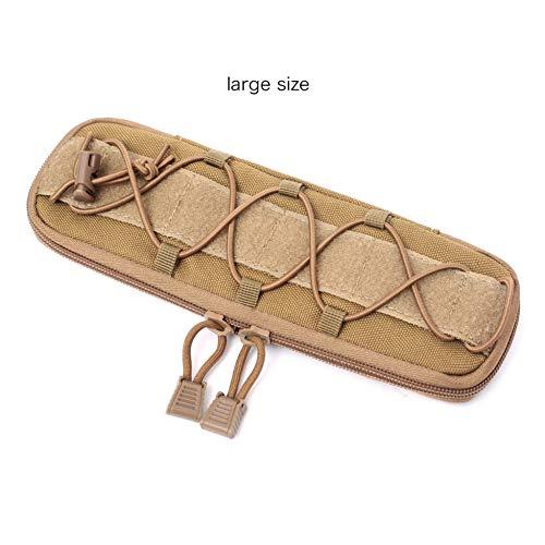 Balight Tactical Belt Molly Pouch Molle Waist Vest Sacchetti borsa zaino EDC Attacchi Per Escursionismo Tattico Militare Caccia Camping Pratico
