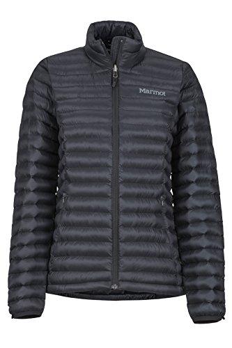 Marmot 79620-001-5 Veste Femme Noir FR : L (Taille Fabricant : L)
