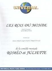 Partition : Les rois du monde (Roméo et Juliette) - Piano - Chant - Feuillet