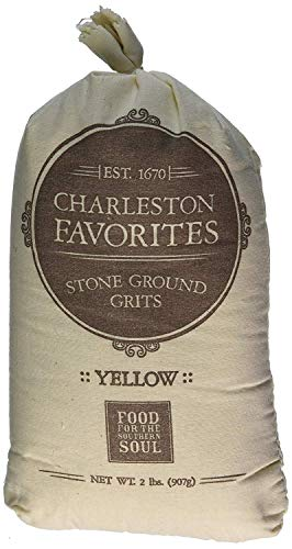Charleston Favorites Maíz triturado (grits) - Amarillo 2 lbs