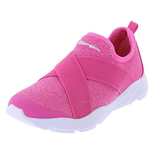 Champion Girls Pink Glitter Rival 1.5 Regular