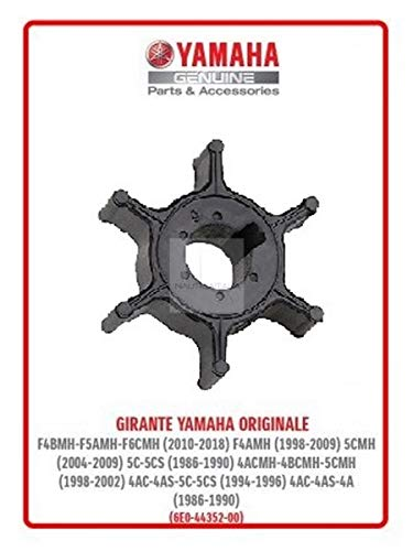 NAUTICA ITALIA GIRANTE Originale Yamaha FUORIBORDO 6EO-44352-00