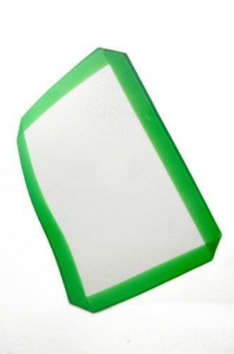 "Oil Slick Pad Platinum Cured Medical Grade Silicone Pad 12x8.5"""