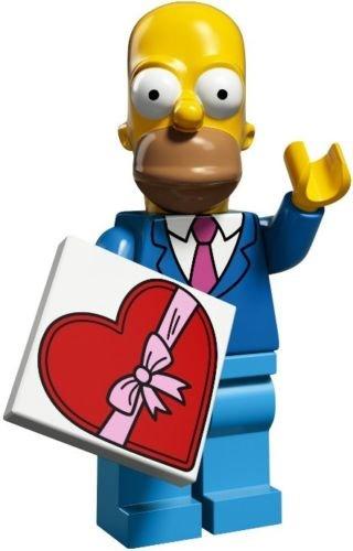 LEGO SIMPSON série 2 TM homer simpson
