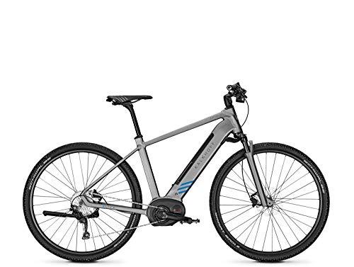 Kalkhoff Entice Advance B10 Bosch - Bicicleta eléctrica 2018, Color Torontogrey Matt, tamaño 48, tamaño de Rueda 28.00