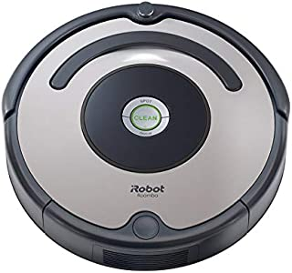 iRobot Roomba 677 Smart Wi-Fi Connected Multisurface Robot Vacuum with Alexa Connectivity and Pet Hair Technology (Non-Retail Packaging)