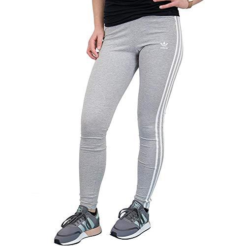 adidas 3 Stripes Tights Leggings (36, grau)