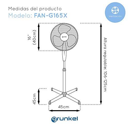Grunkel FAN-G165X