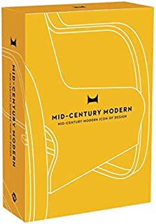 Mid-Century Modern: Icons of Design (Thames & Hudson Gift) by Here Design (2016-04-04)