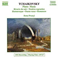 Tchaikovsky;Piano Music