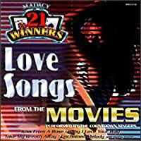 21 Winners: Love Songs From Movies