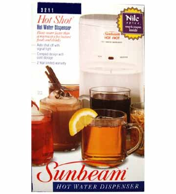 Sunbeam Hot Shot Hot Water Dispenser