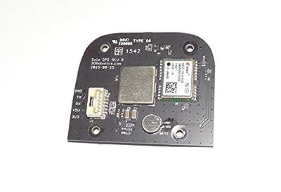 3DR Solo Drone GPS Circuit Board Unit, Revision B, Black Board, New