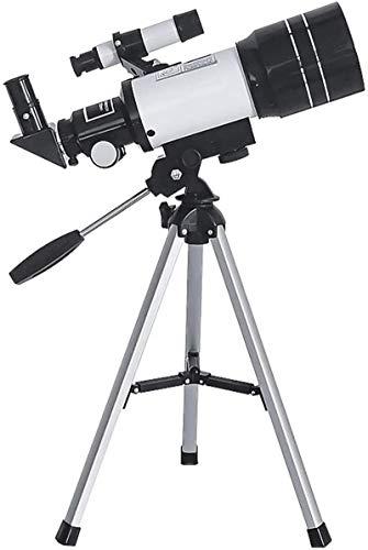 XQMY Telescopio de astronomía Telescopio de observación Lunar monocular de Gran Angular 150X para Principiantes, para niños y Principiantes