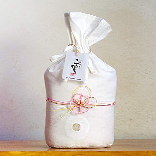 お米ギフト 一等米 令和2年産 コシヒカリ 5kg 桐箱 のし付き 出産内祝 新潟県佐渡産