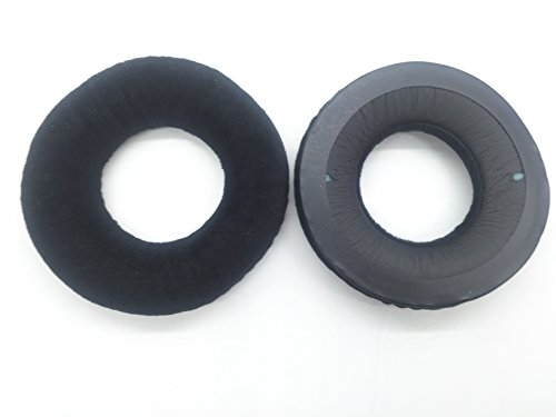 Terciopelo Reemplazo Almohadillas Orejeras tazas funda de almohada para AKG K550 K551 k553 k141 K240