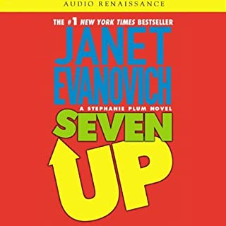 Seven Up audiobook cover art