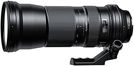 Tamron SP 150-600mm F/5-6.3 Di VC USD for Canon DSLR Cameras (Tamron 6 Year Limited USA Warranty)