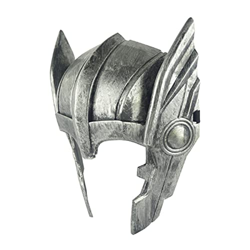 chisatowww Martillo de Thor Mini Mjolnir Casco de plástico Martillo mitología Accesorios de Halloween Juguete Cosplay Martillo de Trueno Regalo de cumpleaños