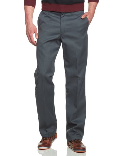 Dickies WP873-S/Stght Work Pant Jeans, Gris, W33 / L34 Homme