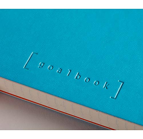 Rhodia Goalbook Journal, A5, Dotted - Turquoise Blue Photo #7