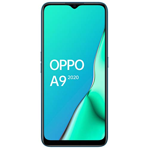 New Unlocked OPPO A9 2020 (Marine Green, 8GB RAM, 128GB Storage)