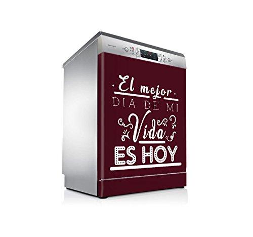 setecientosgramos Vinilo Lavavajillas   Stickers Dishwasher   Pegatina Lavavajillas   Es Hoy