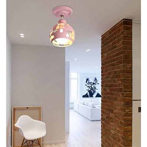 JI Gyy Home Hotel verlichting kroonluchter exquise macarons vloerlamp moderne kleur plafondlamp Nordic minimalistisch Studio creatief balkon persoonlijkheid plafondlamp E27