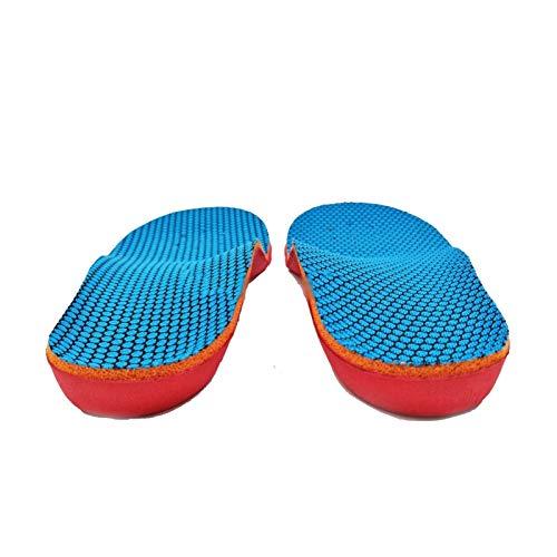 Plantillas Para Zapatos Desodorante Suela 1 par de plantillas ortopédicas de EVA...