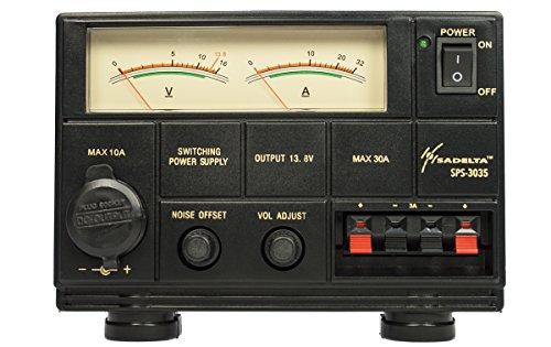 Sadelta SPS-3035 Festspannungsnetzgerät, 220 V, Ausgang einstellbar von 10 bis 16 V, 30 bis 35 A