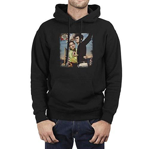 Lana-del-Rey-Norman-Fucking-Rockwell- Men's Fleece Sweatshirt Sweatshirt Fall Sweatshirt