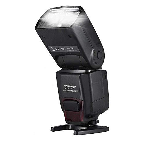 YONGNUO YN565EX III Cámara E-TTL Flash Speedlite para cámaras Canon DSLR + NAMVO difusor de Flash