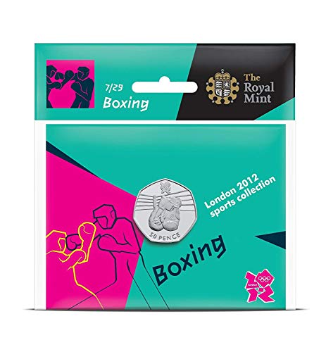 London 2012 50p Sports Collection - Boxing