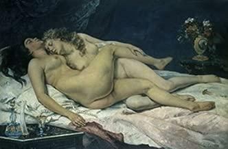 Sleep (Sommeil) Gustave Courbet (1819-1877French) Petit Palais Paris France Poster Print (24 x 36)