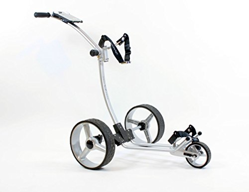 Yorrx® Slim Lion Pro 5 *PLUS* (ALU COOL) Golftrolley